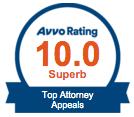 avvo top attorney appeals